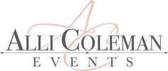 Alli Coleman Events